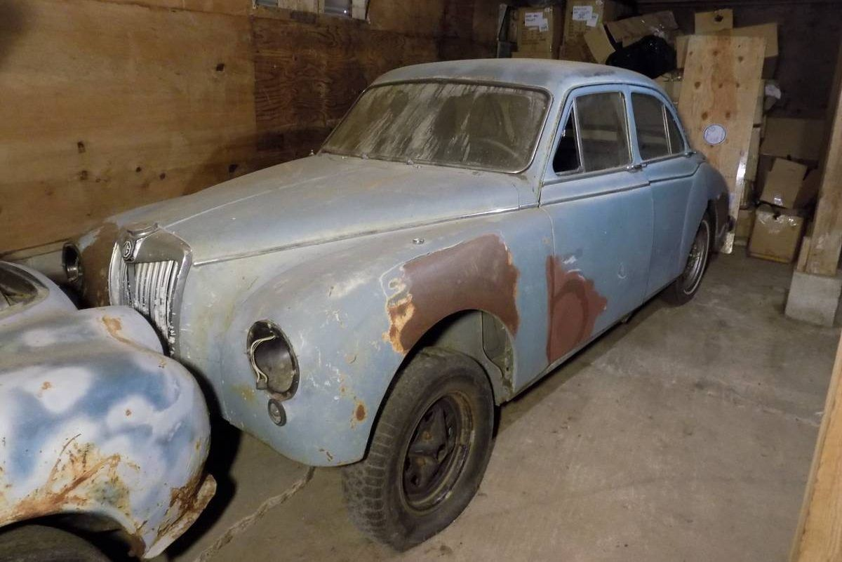 1958 MG Any Potential? Classic cars, Cool cars