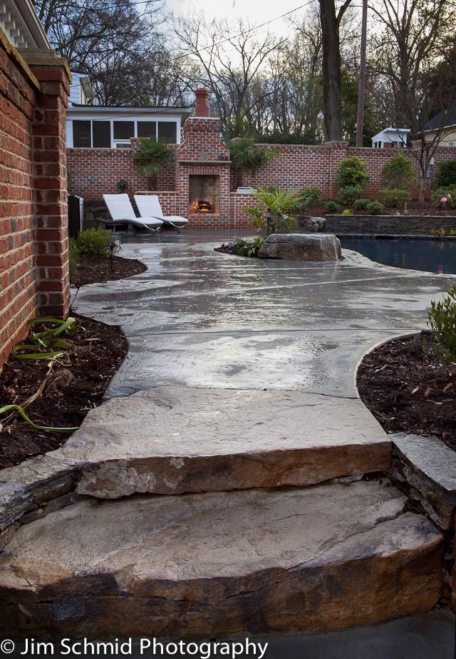 Design by Pool by Design: Charlotte, NC   Pool Design Renovations ...