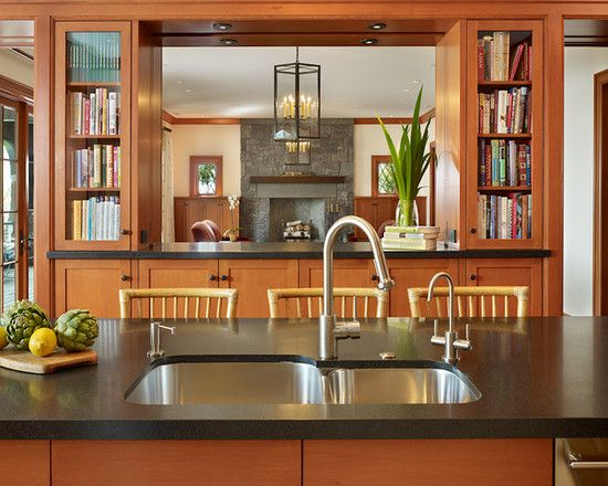 Kitchen Pass Through Design, Pictures, Remodel, Decor and ...