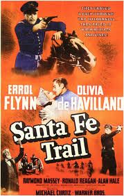 A great old movie with Ronald Reagan based on the history prior to the Civil War.  ~Great for entertainment and teaching about John Brown.