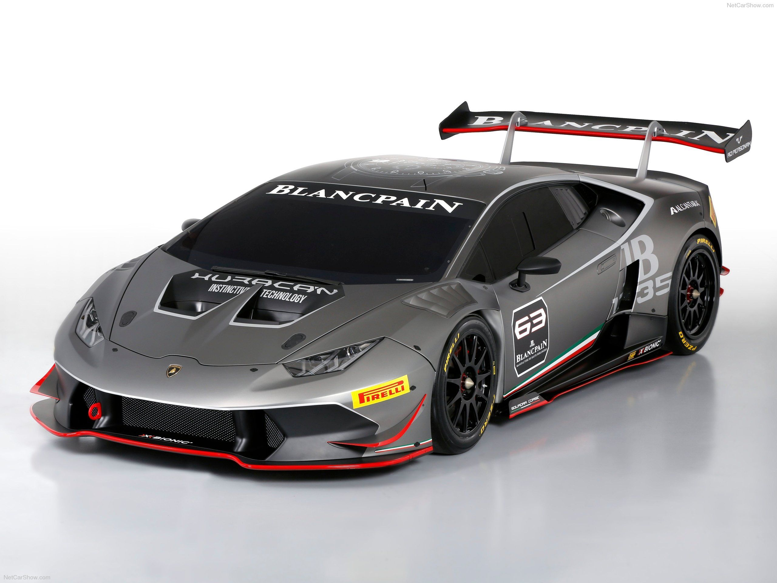 Exceptional The Lamborghini Huracán Super Trofeo Race Car Has Made Its Official Debut  At This Yearu0027s Pebble Beach Automotive Week. Check Out The Photos Here.