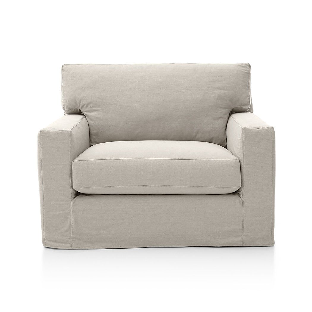 Axis ii slipcovered swivel chair slipcovers for chairs