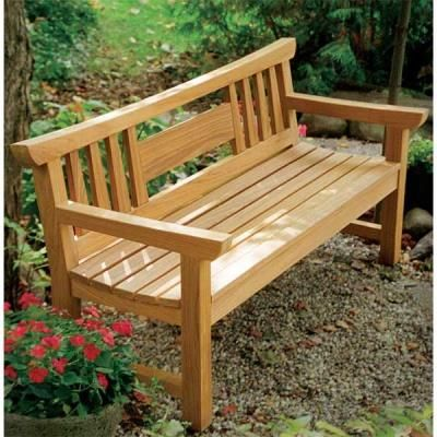 Delicieux Buy Fine Woodworking Japanese Garden Bench   Paper Plan At Woodcraft.com