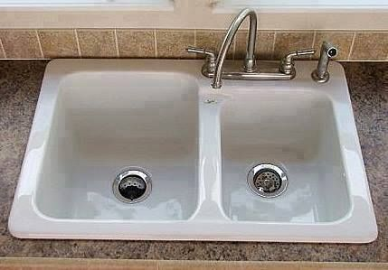 Did You Know Sink Secret If You Have Yellow Marks Or Set In Stains On Your Porcelain Sink