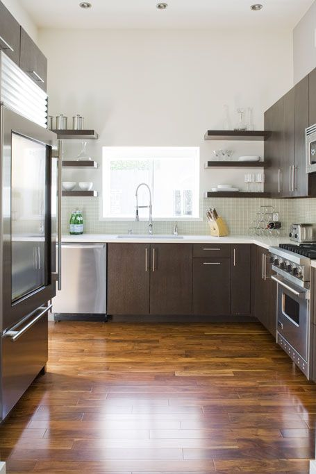 Beautiful Kitchen Makeover Tips From Jeff Lewis   Easy Kitchen Decorating Ideas    House Beautiful