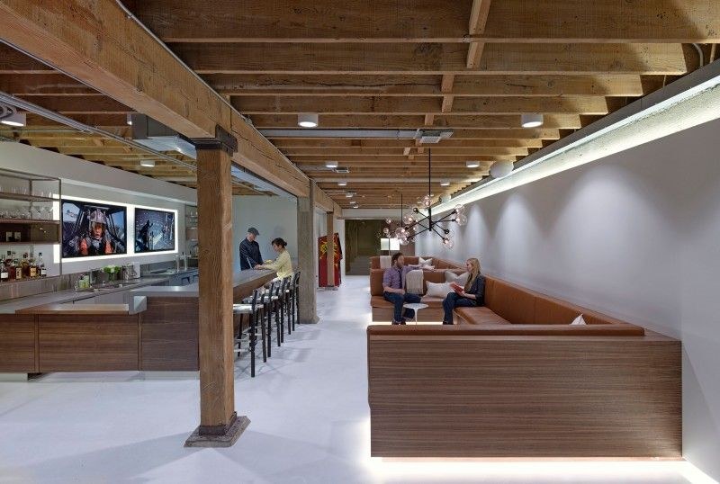 Giant Pixel office Interior | Inspirations Area