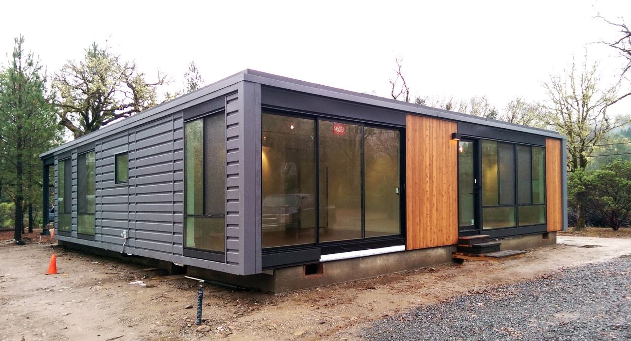 Modern Prefab Homes By Connect Homes Are Revolutionizing The Housing