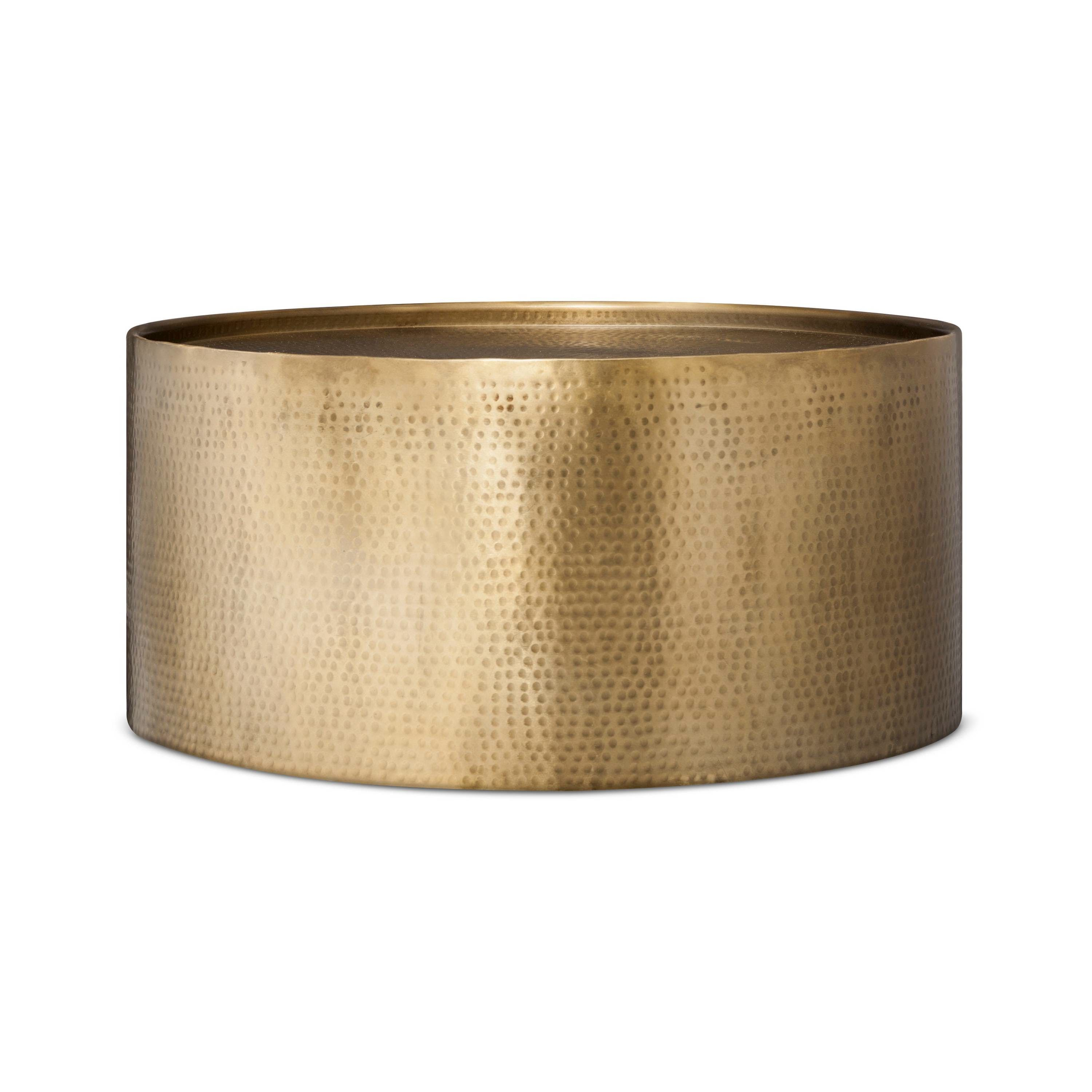 12 Times Target Products Looked Next Level Barrel Coffee Table Gold Coffee Table Barrel Coffee