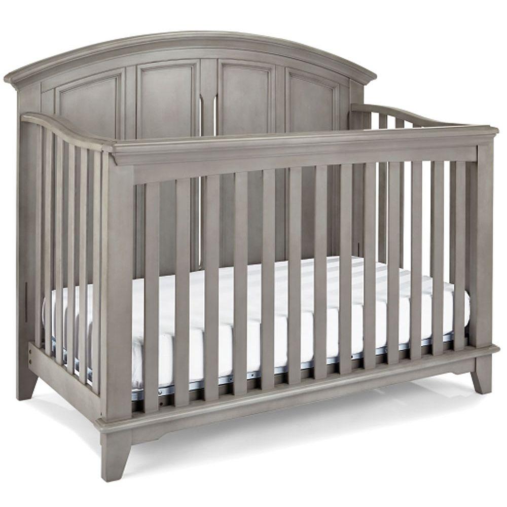 Baby cribs baby r us - Jonesport Convertible Crib Cloud Grey Westwood Design Babies R Us