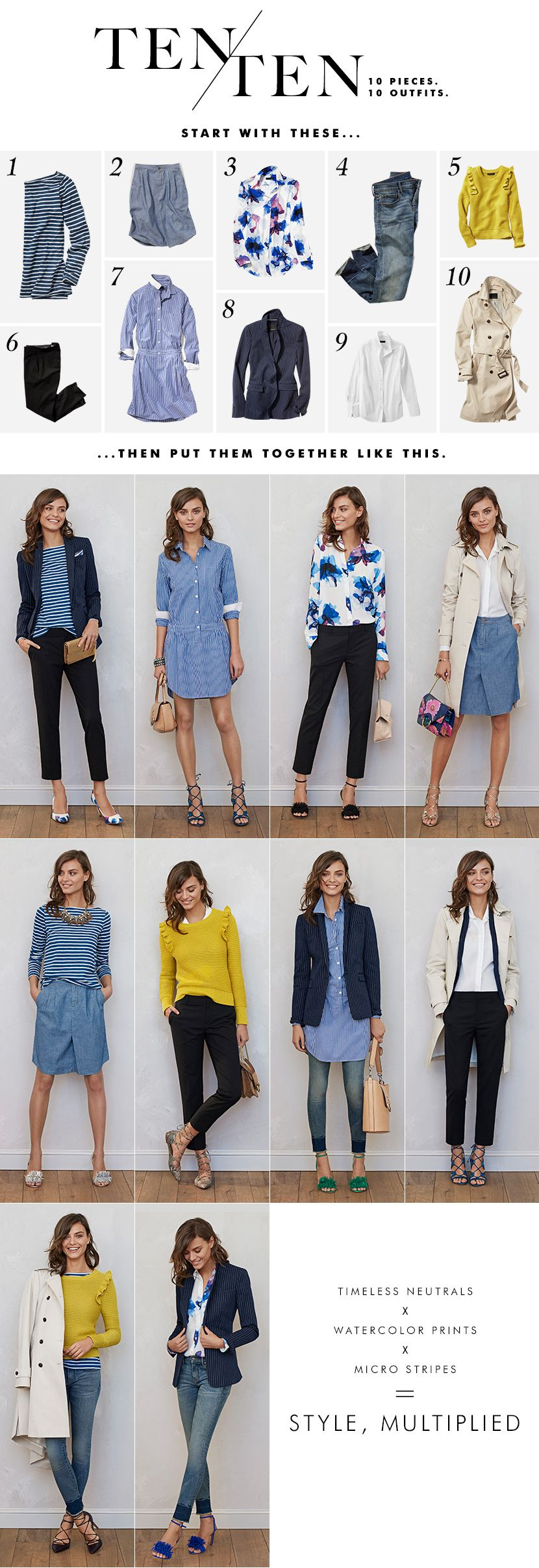 3 Timeless Clothes Items With 15 Examples To Invest In pictures