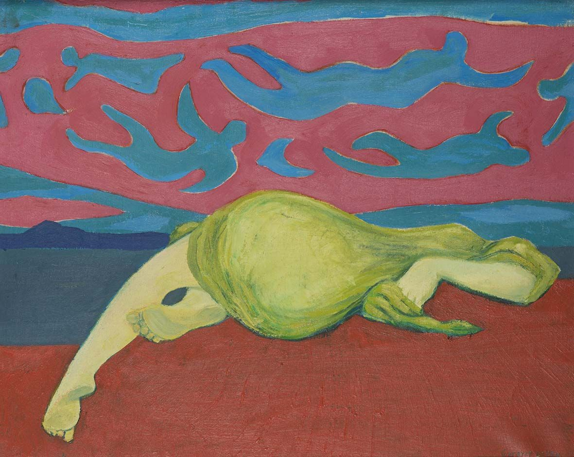 Gerard Dillon, 1916-1971 - AT THE WATERS EDGE