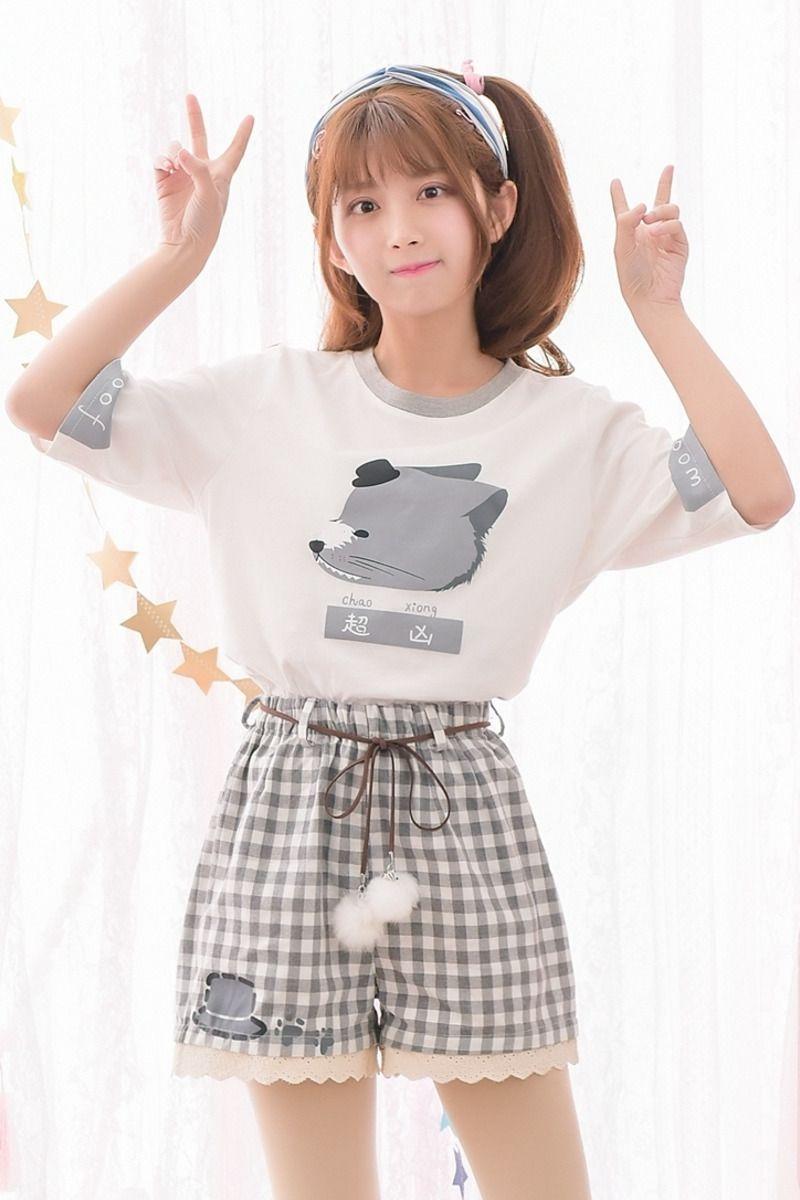 Shirt design 2017 female - 2017 New Mori Girl Original Design Summer Short Sleeve T Shirt Female Summer Clothes