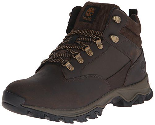 Timberland Men's Keele Ridge Hiker Boot, Brown Oiled, 9 M US