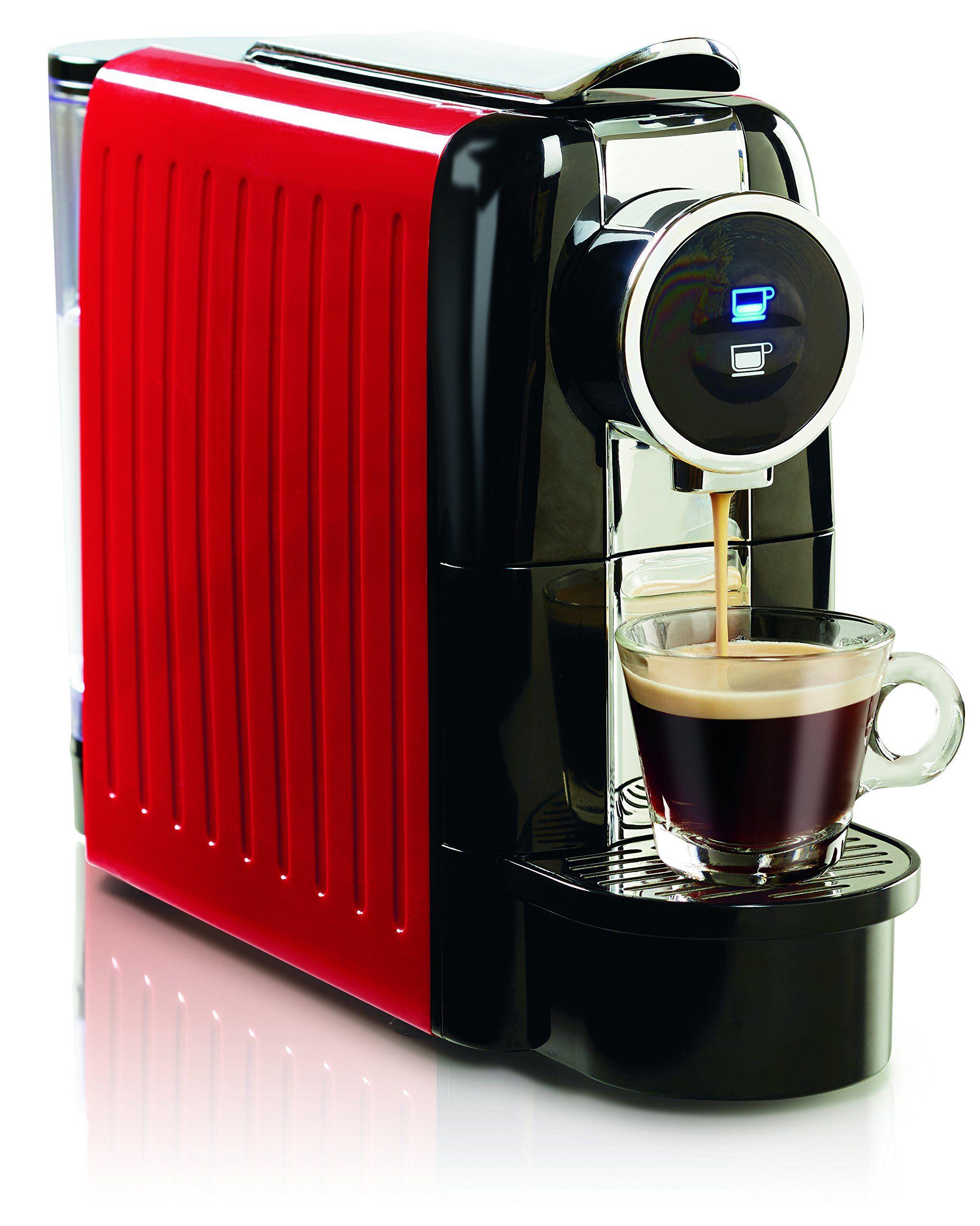 Hamilton Beach 40725 Espresso Maker Red  Be Sure To