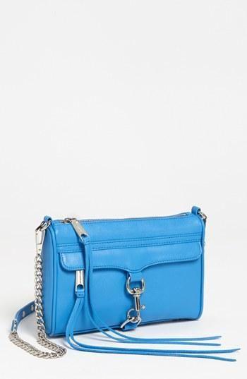 8d69a2a6c3 Summer staple  Rebecca Minkoff  Mini M.A.C.  Shoulder Bag