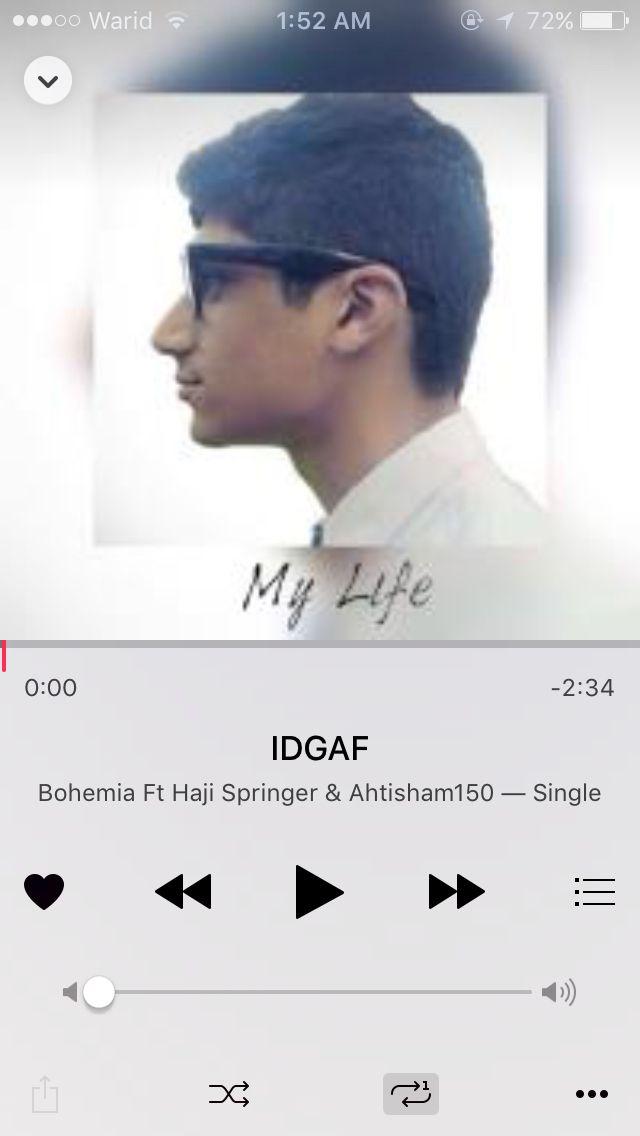 #IDGAF #Ahtisham150Music