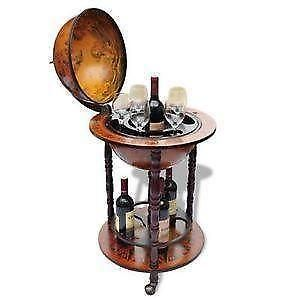 Weltkugel Bar Ebay Globe Drinks Cabinet Wine Stand Globe Bar
