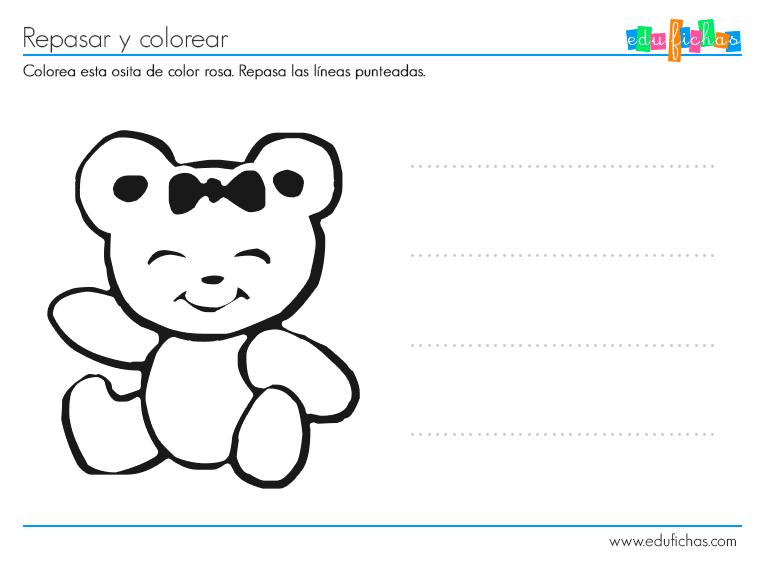 Actividades para niños de 2 años. Descarga fichas gratis. | Grafismo ...