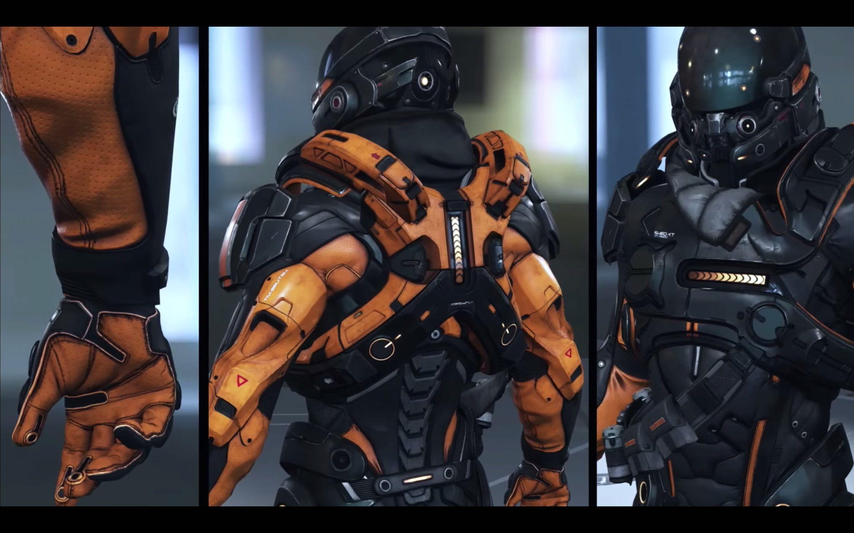 N7 Armor Mass Effect Andromeda: BioWare Social Network Fan Forums