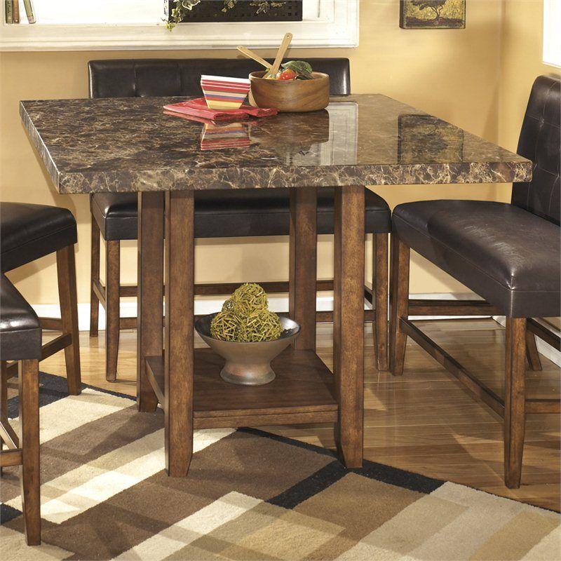 """signature designashley furniture lacey 36"""" square"""