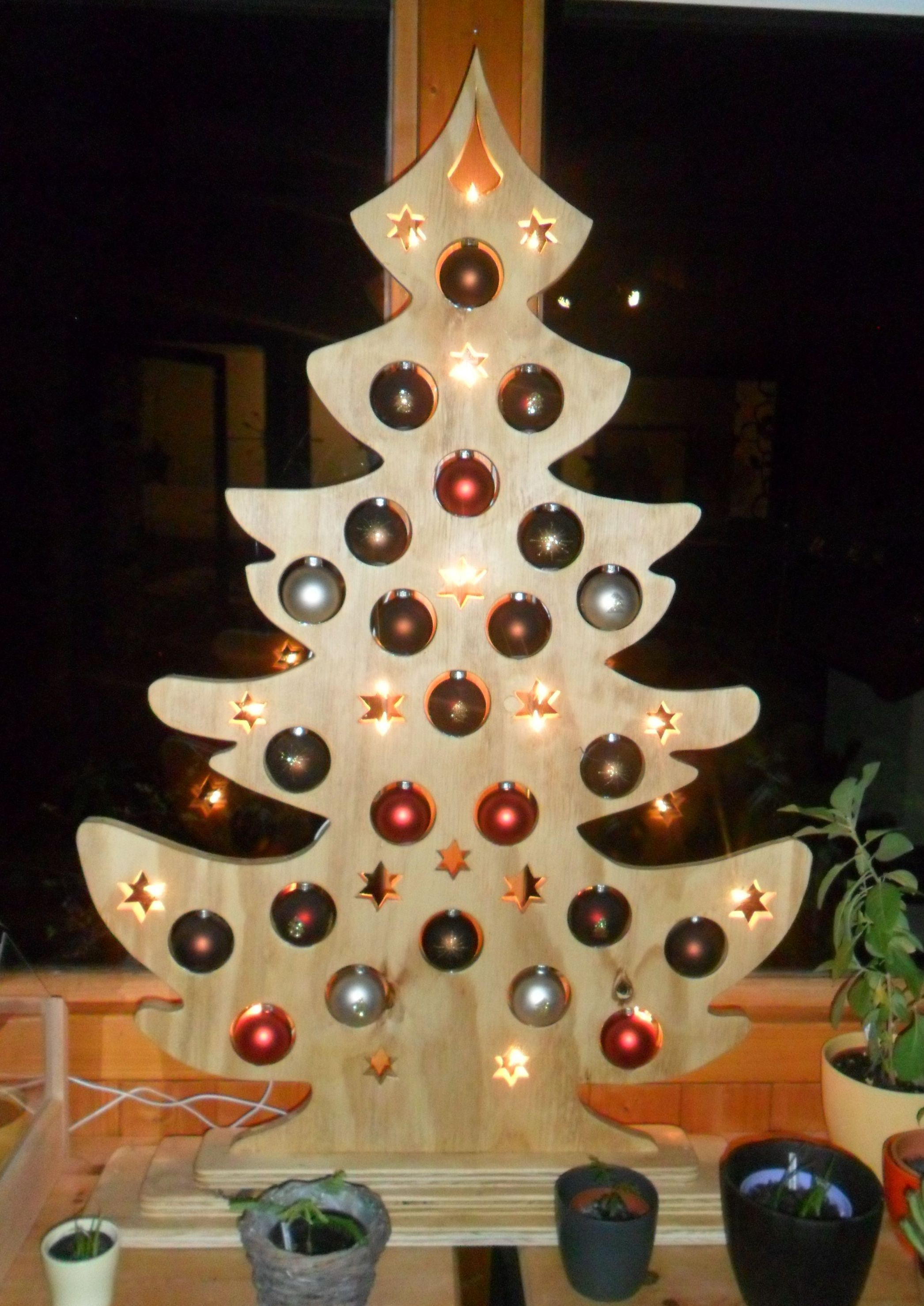 36+ Deko weihnachtsbaum aus holz Sammlung