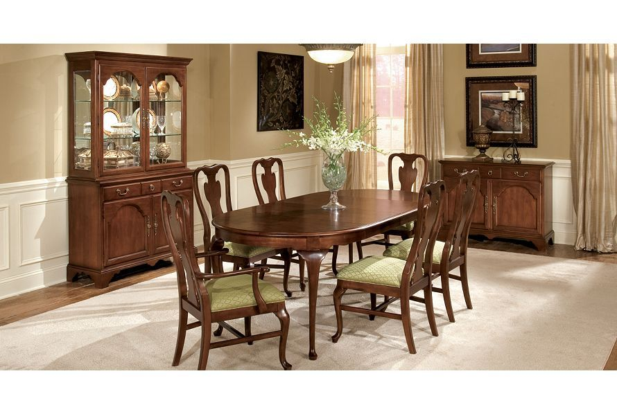 Madison Cherry Ii Dining Room From Drexel Heritage Dine Diningroom Home Homedecor Homeinspo Living Ho Small Dining Table Furniture Dining Room Furniture