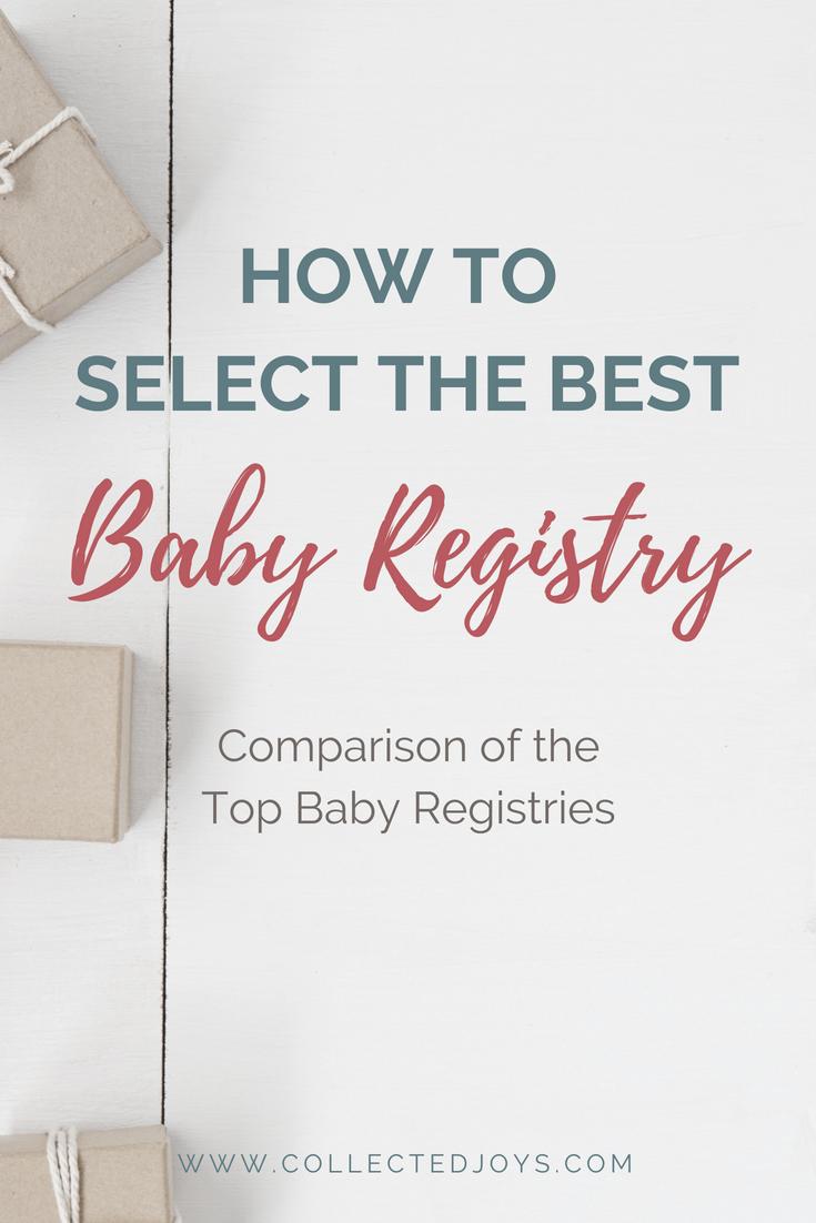 Comparison of Amazon's Baby Registry, Target's Baby ...