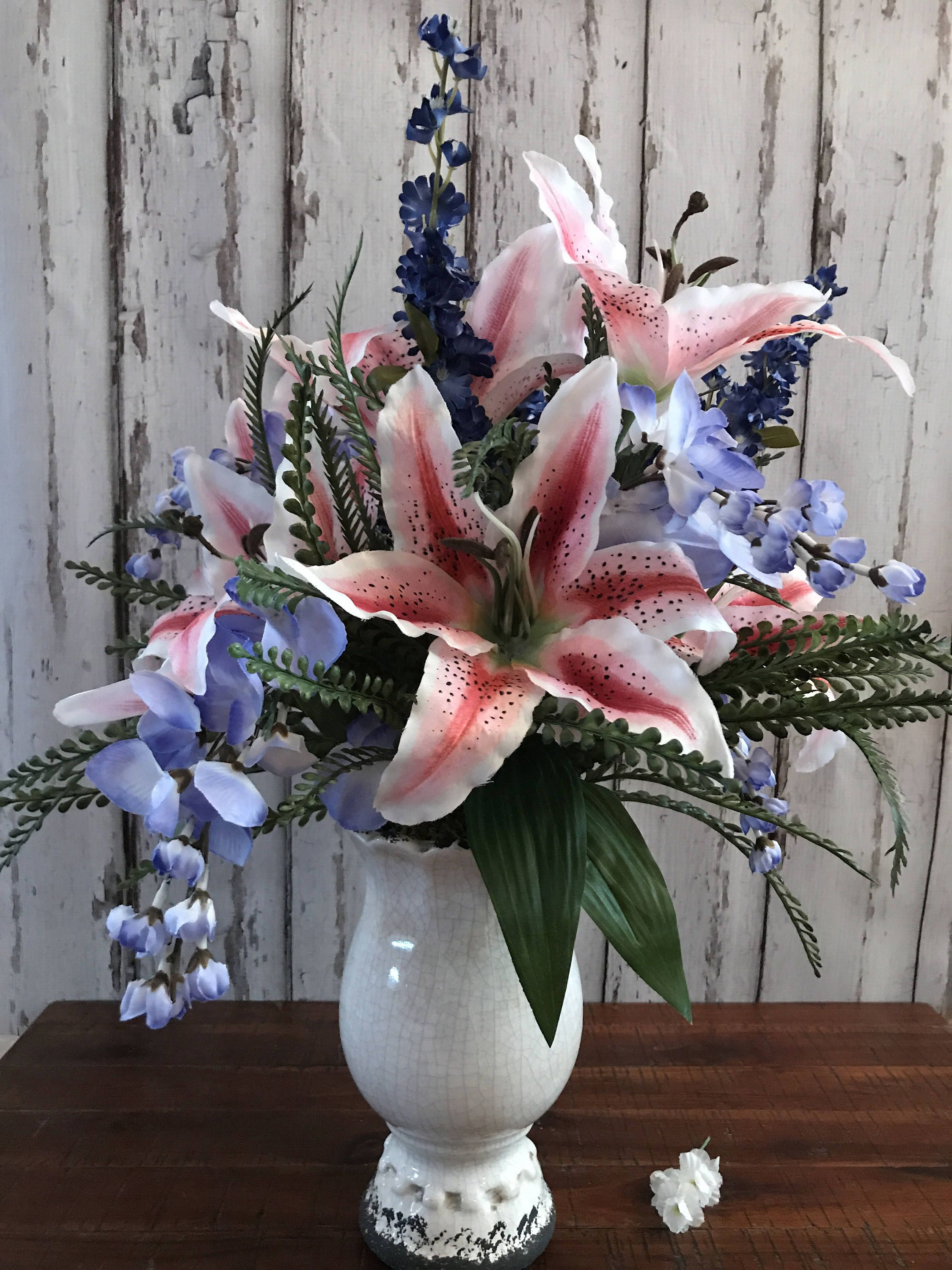 Oriental Lilies Are So Fine Joanna Gaines Of Fixer Upper I Agree