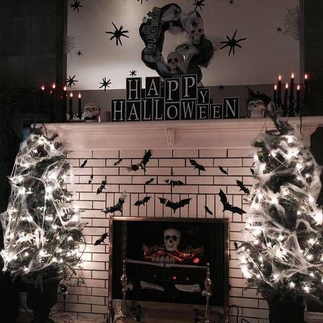 Feast your eyes on all the eerily elegant scenes entered in Grandin - elegant halloween decorations