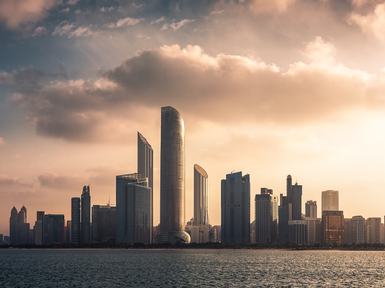 Abu Dhabi Fine Art Print Architecture Photography Dubai Architecture Urban Architecture