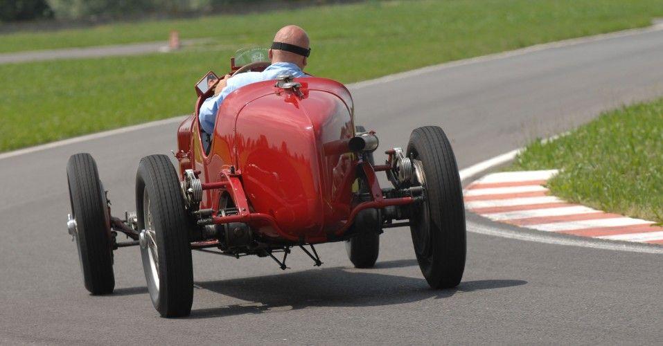 Alfa Romeo P3 Gran Premio 1932   Ruoteclassiche