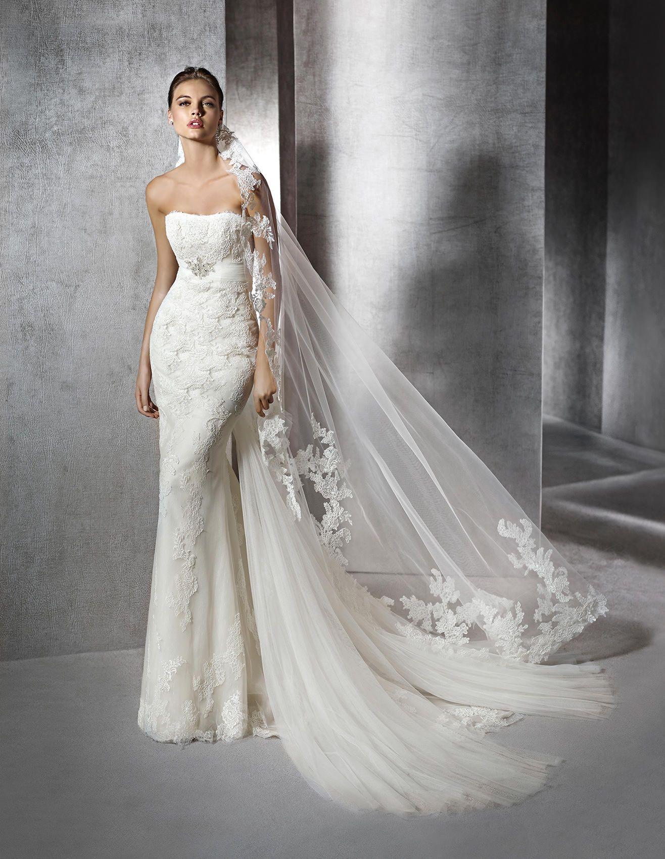 Marisa wedding dress  Abiti da sposa rovato brescia  wedding gowns  Pinterest  Mermaid