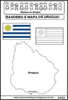 Bandeiras E Mapas Dos Paises Da Copa Mundial De 2018 Para Imprimir