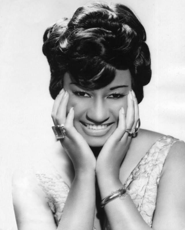 """Celia Cruz """" La Reina De La Salsa"""""""