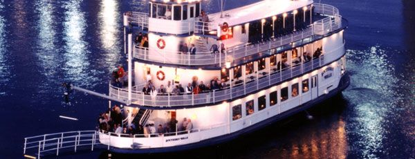 Chattanooga Riverboat...would love to go again.