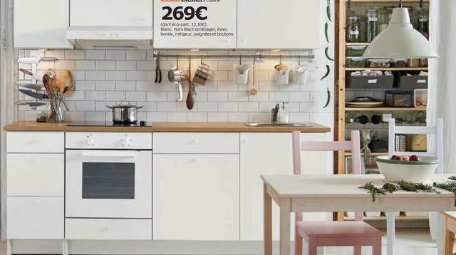 Cuisine Ikea  coup d\u0027oeil sur le nouveau catalogue 2017 ! Catalog