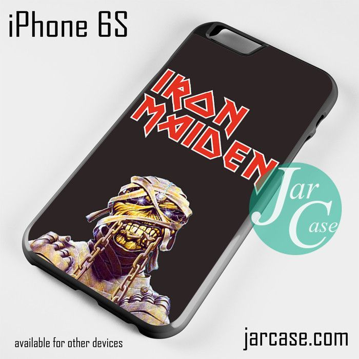 Iron Maiden Powerslave Head Phone case for iPhone 6/6S/6 Plus/6S plus