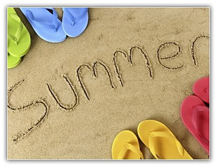 Summer is almost here :)