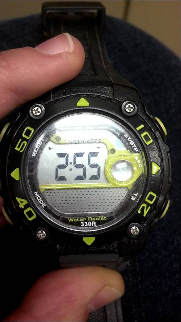 How To Set The Time On Your Armitron All Sport Watch Sport Watches Armitron Watches