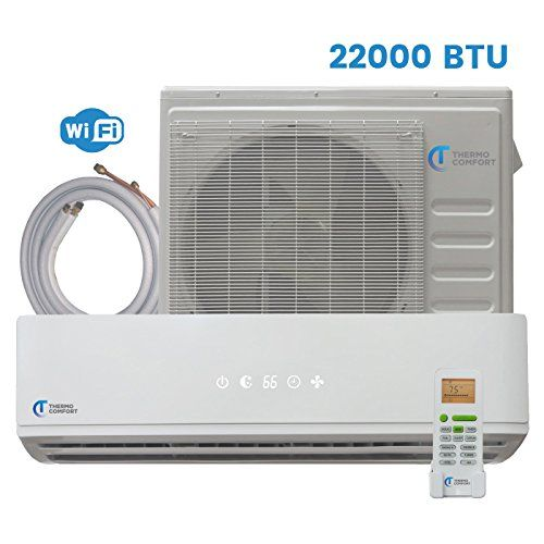 Mini Split Air Conditioner 22000 Btu Up To 24000 Btu 2 Ton