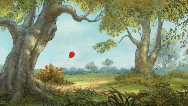 Image Result For Hundred Acre Woods Winnie The Pooh Background Forest Backdrops Winnie The Pooh Pictures