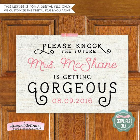 Pin on Wedding Signs