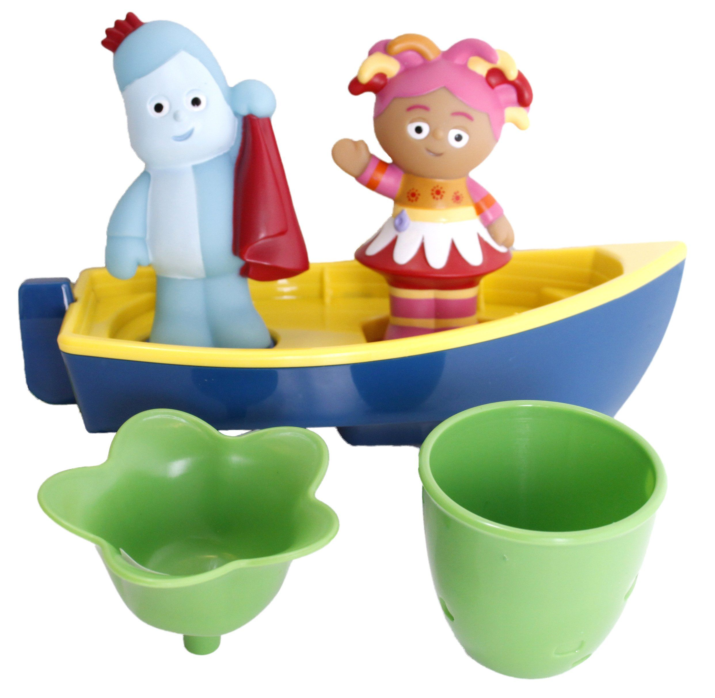 In The Night Garden Iggle Piggle's Floaty Boat Playset In
