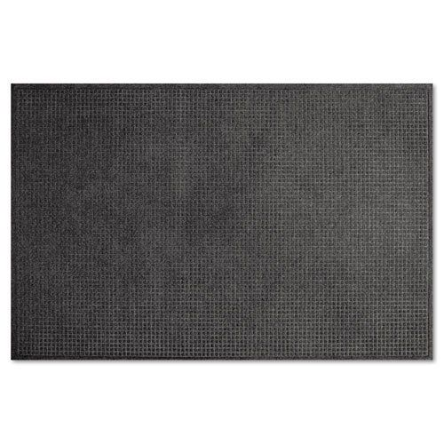 Guardian Ecoguard Indoor Wiper Mats Rubber 48 X 72 Charcoal Sold As 2 Packs Of 1 Total Of 2 Each By Guardi Door Mat Used Tires Low Pile Carpet