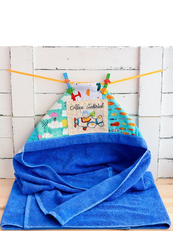 Hooded towel personalized fabric hand embroidered towel baby hooded towel personalized fabric hand embroidered towel baby gift newborn gift bath towel cotton towel toddler towel towel for kids negle Images