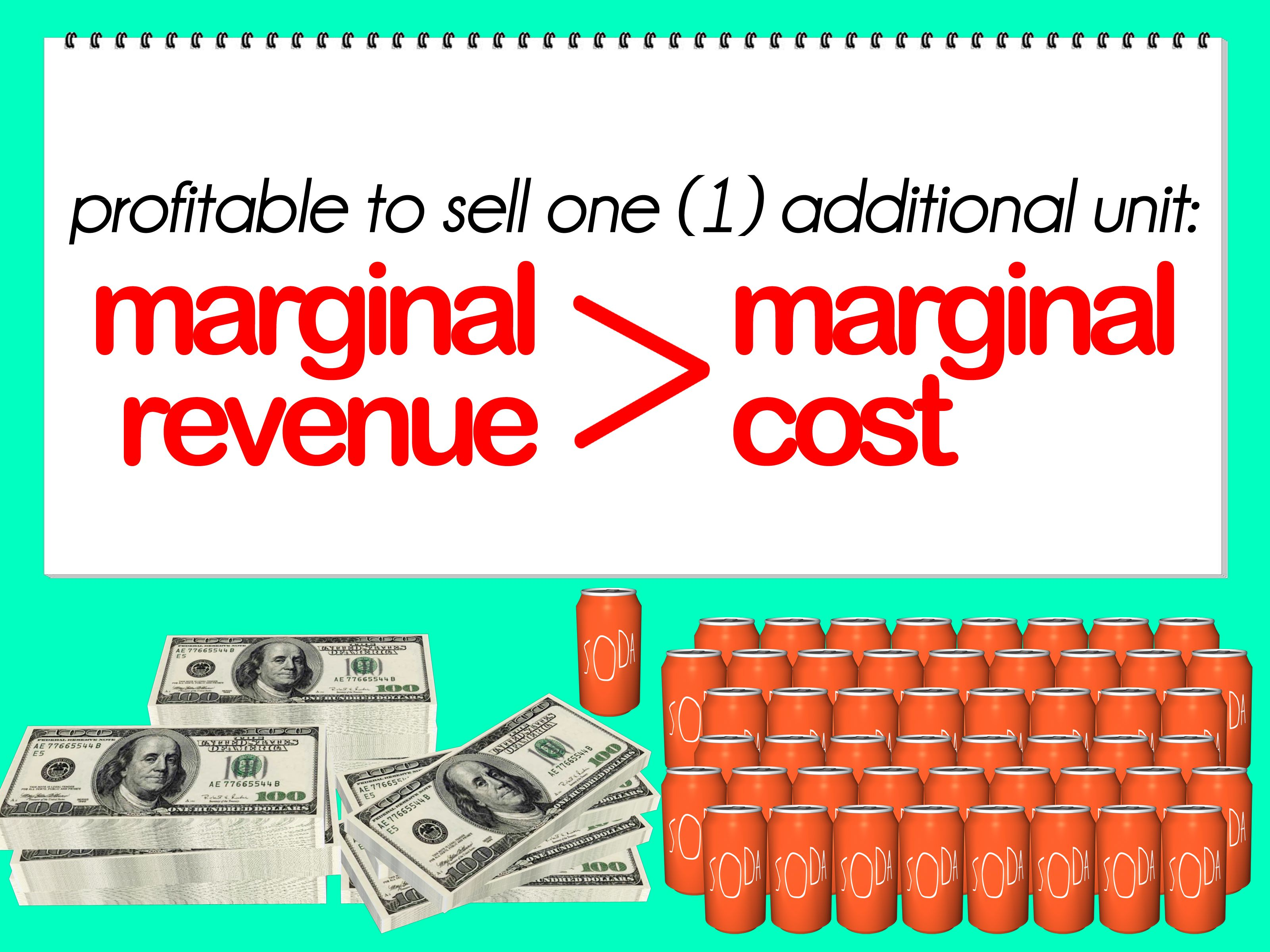 How to Calculate Marginal Revenue -- via wikiHow.com
