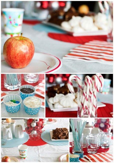 Ideas para la mesa de navidad para ni os navidad para ni os mesa de navidad y para ni os - Decoracion fiesta navidad ...