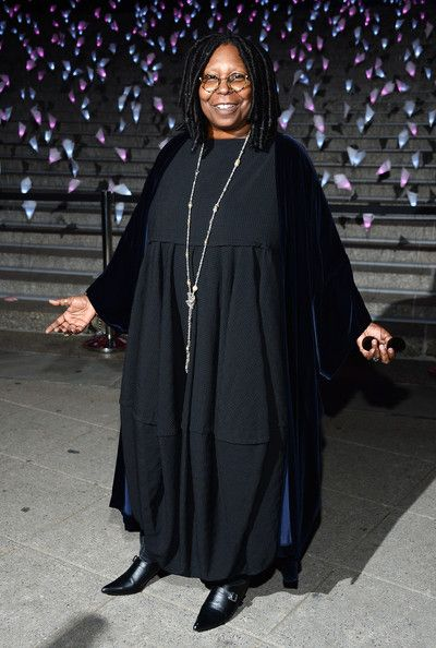 Whoopi Goldberg Attends Vanity Fair Party For The 2017 Tribeca Film Festival On April 16 In New York City