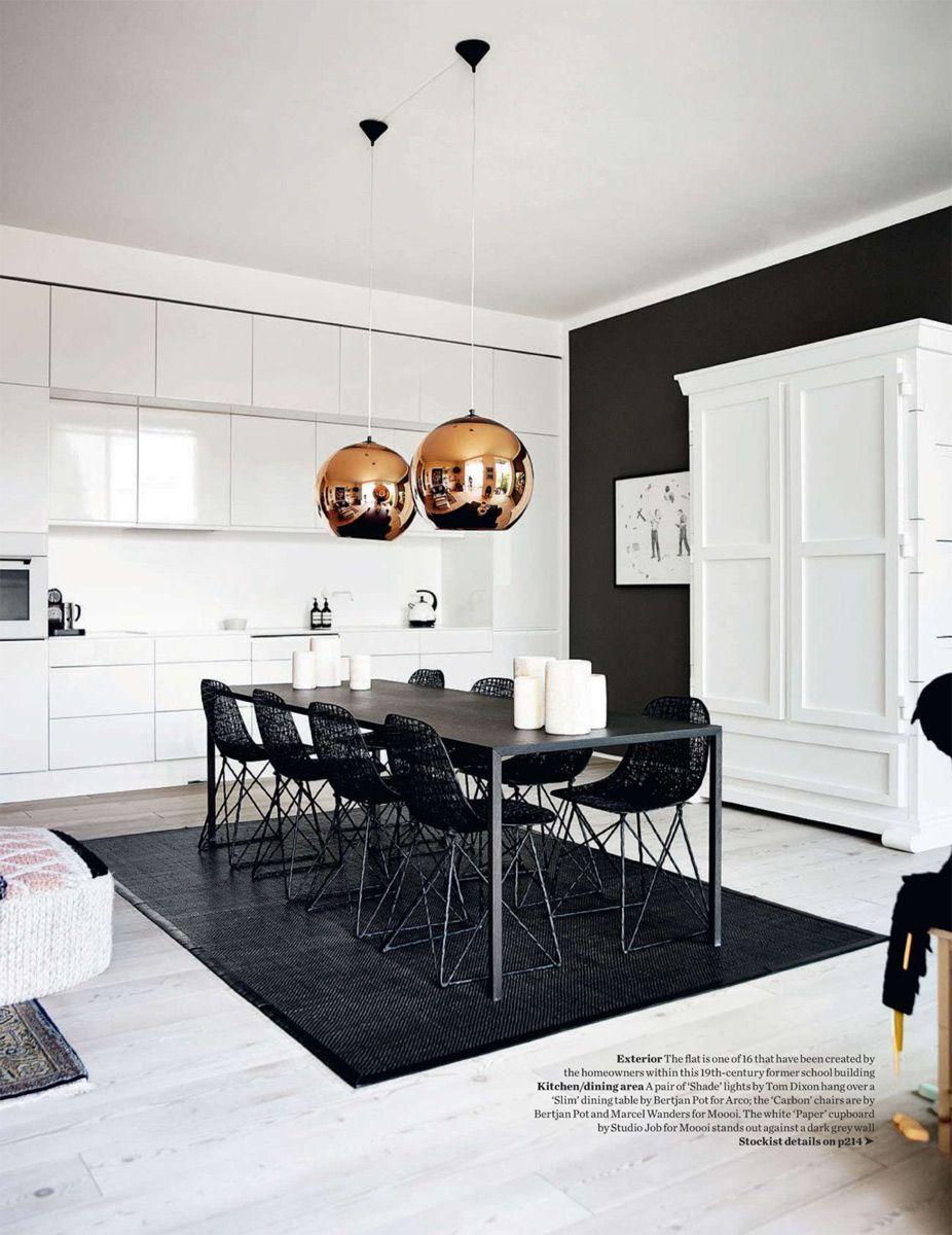 Jon oron copenhagen interior elle decoration uk photo