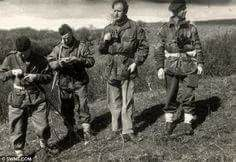 Sas Camps, 1944,